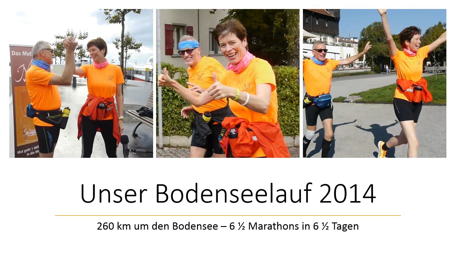 Unser Bodenseelauf 2014